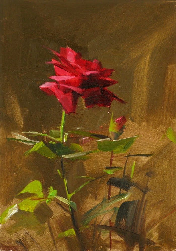 qiang-huang, a daily painter: January 2011
