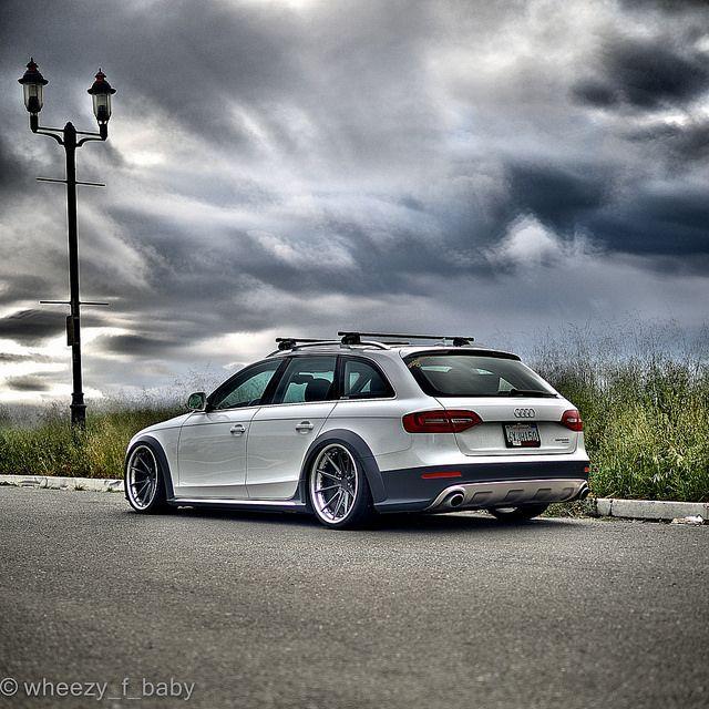 Audi A4 B8 Avant Allroad Low