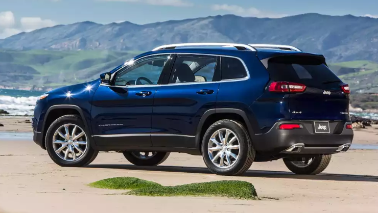 2017 Jeep Cherokee New Cars Report Pinterest Jeeps