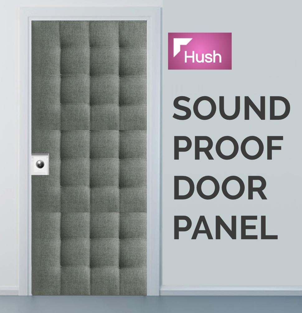 18+ Soundproof bedroom door information