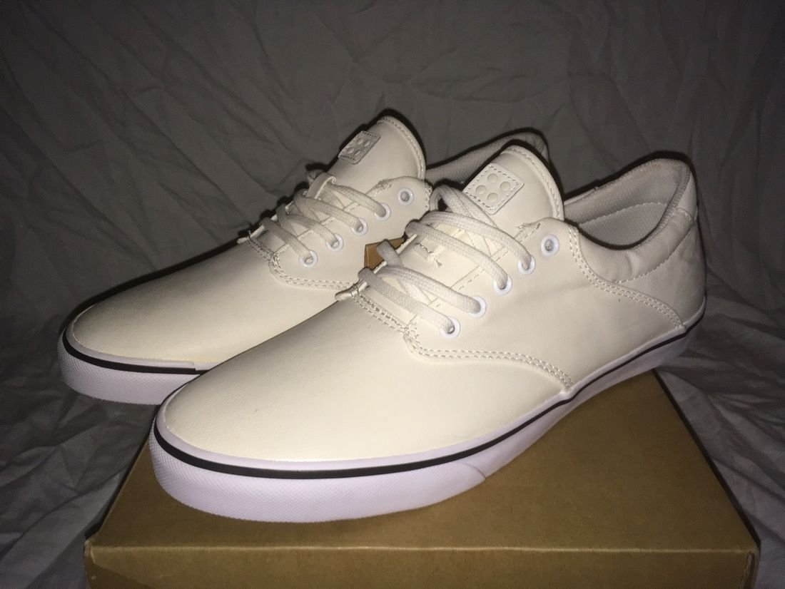 0b66a1be3d Gravis Gravis Dylan Rieder Filter Lx White Wax Low Top Sneakers Size 9  200  - Grailed