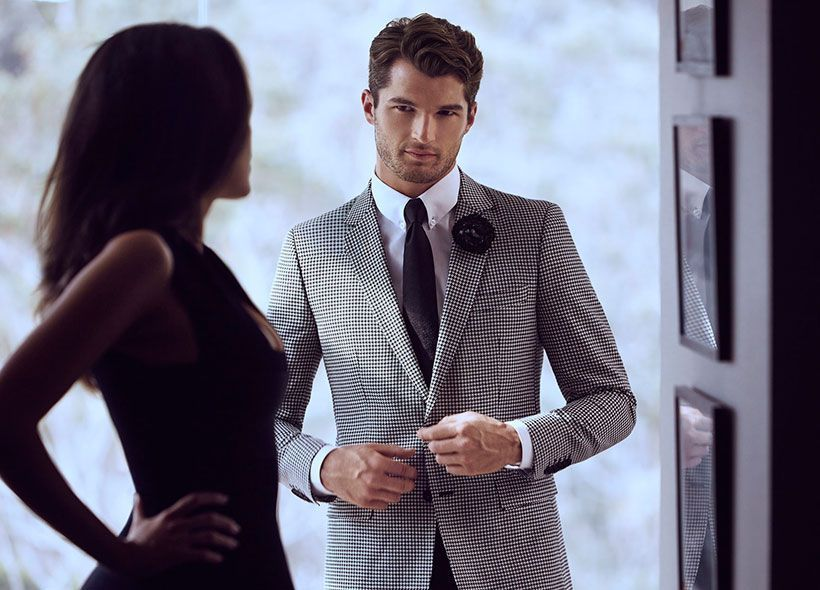 Semi Formal Wedding Attire For Men-20 Best Semi Formal Outfits ...