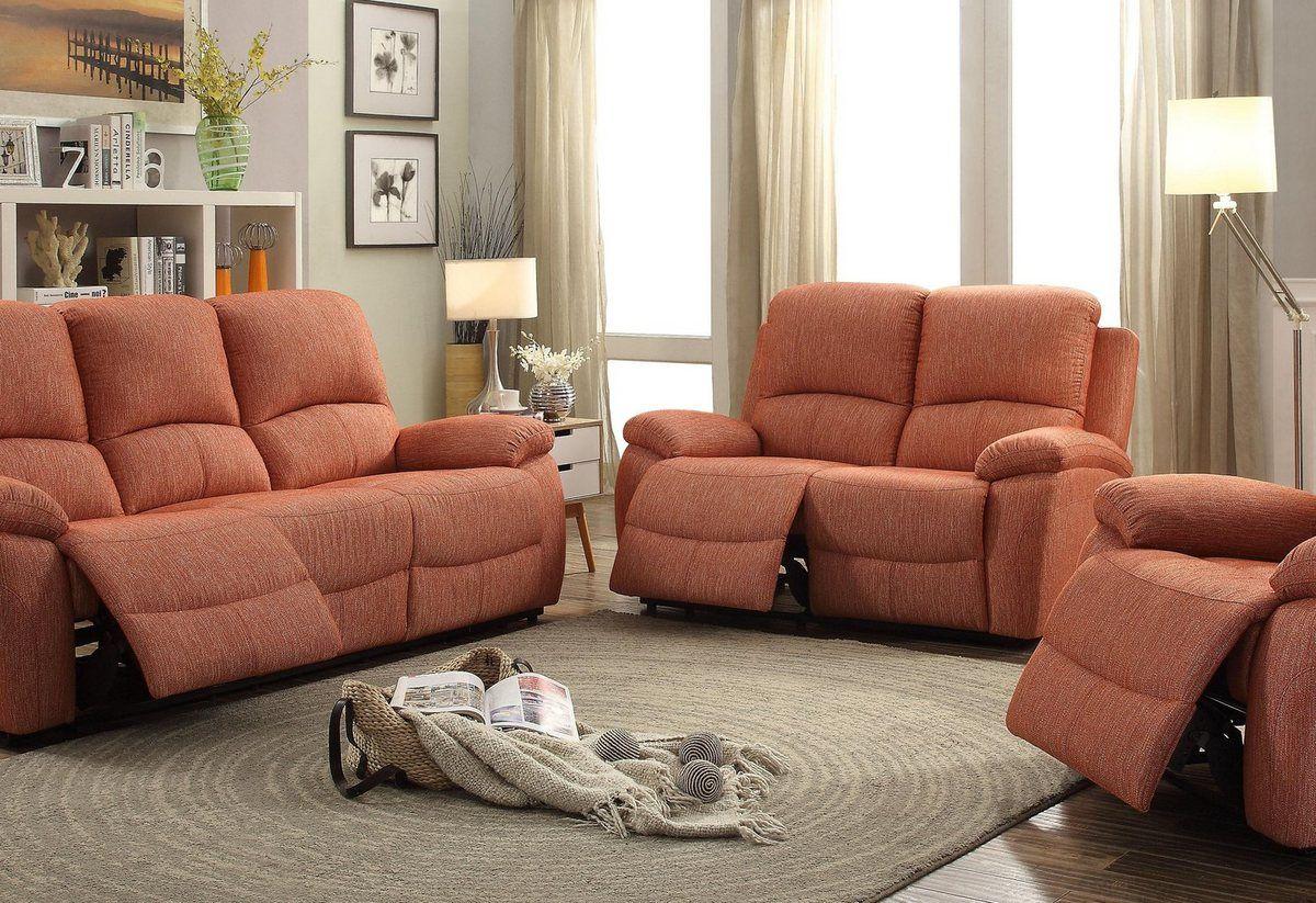 3 Sitzer Marina Mit Relaxfunktion Und Federkern Polsterung 3 Sitzer Sofa Sofas Und Wohnzimmer Sofa