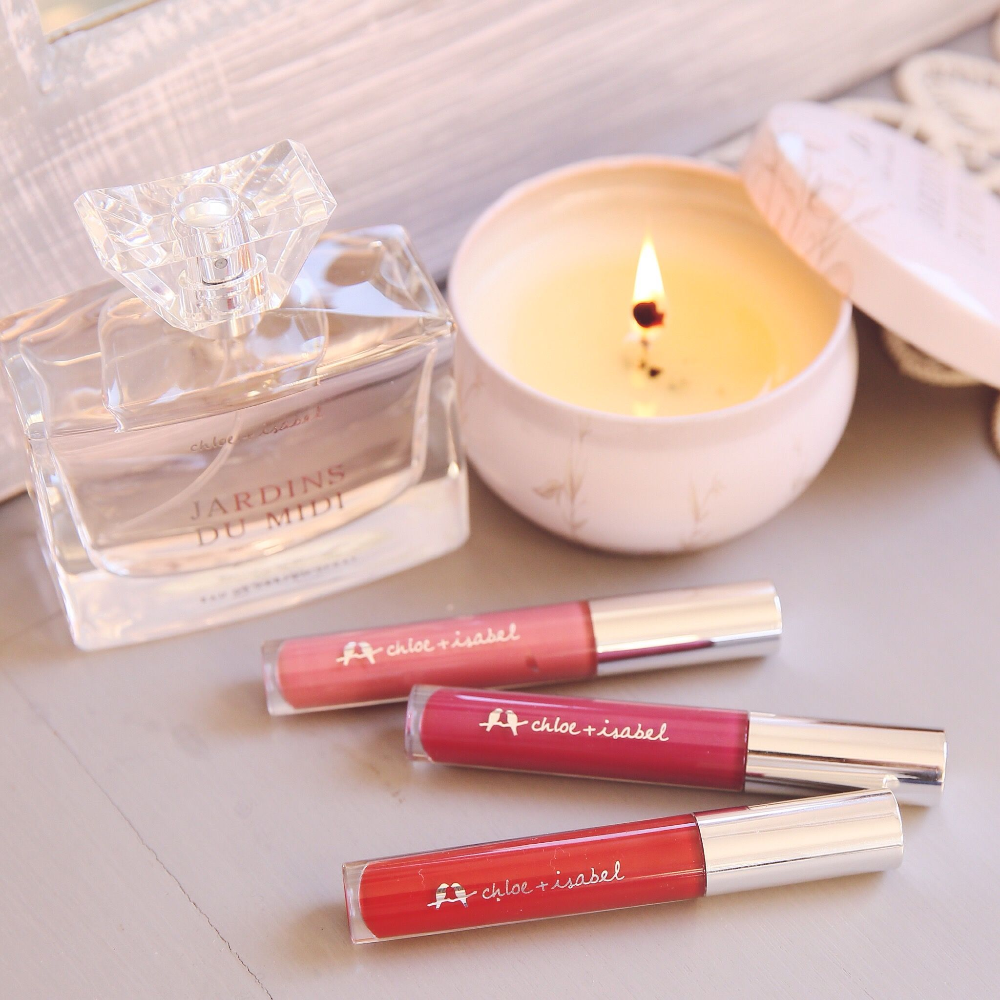 ca2afd3780ca Give a gift of color! Shop Beauty + Home on my Chloe + Isabel boutique