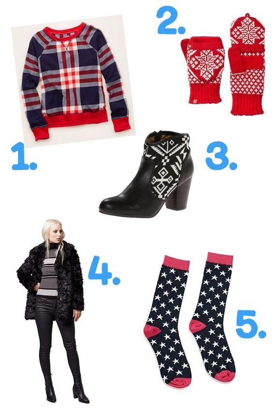 5 Winter Clothing Essentials