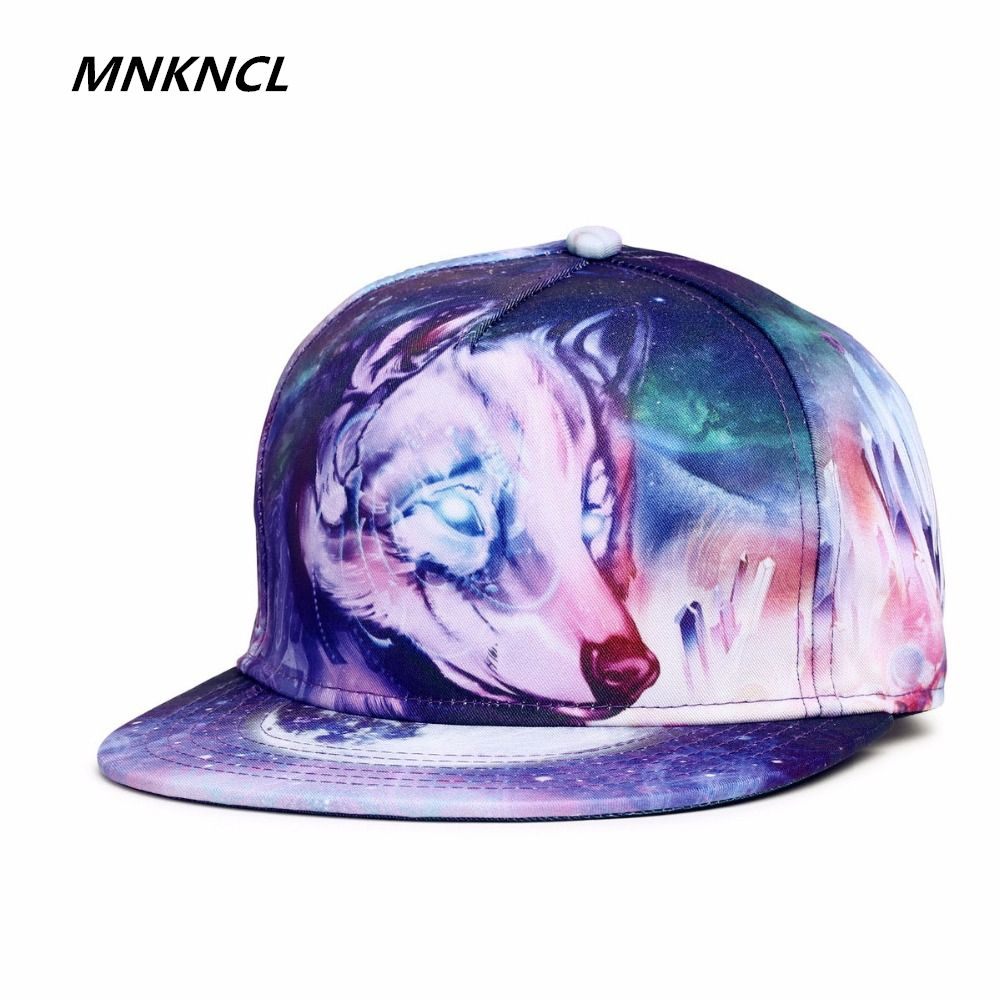 3728fcdc28b 2017 New Personality Color Printing Canvas Men Women Hat Hats Baseball Cap  Hip Hop Snapback Caps