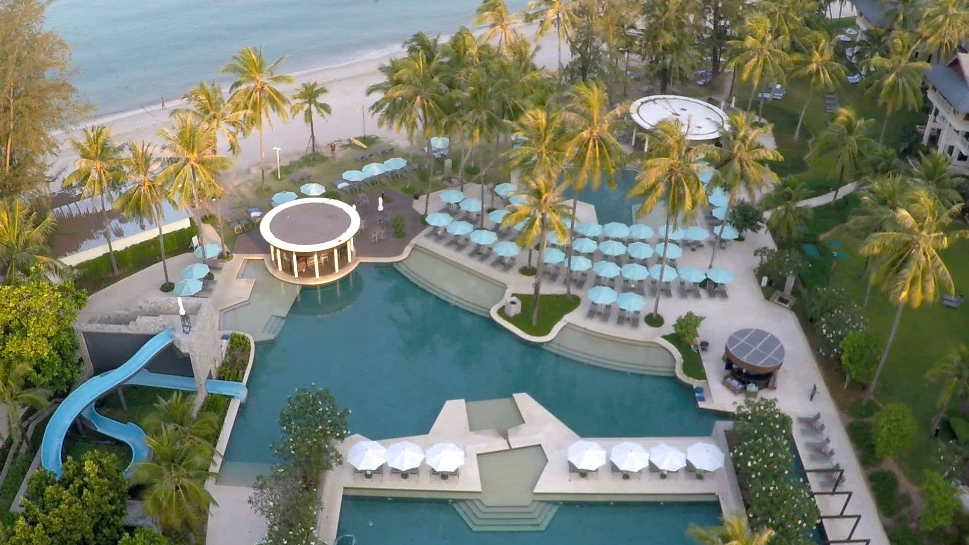 Family Hotels In Phuket - The outrigger laguna phuket beach resort has won best luxury family hotel southeast asia