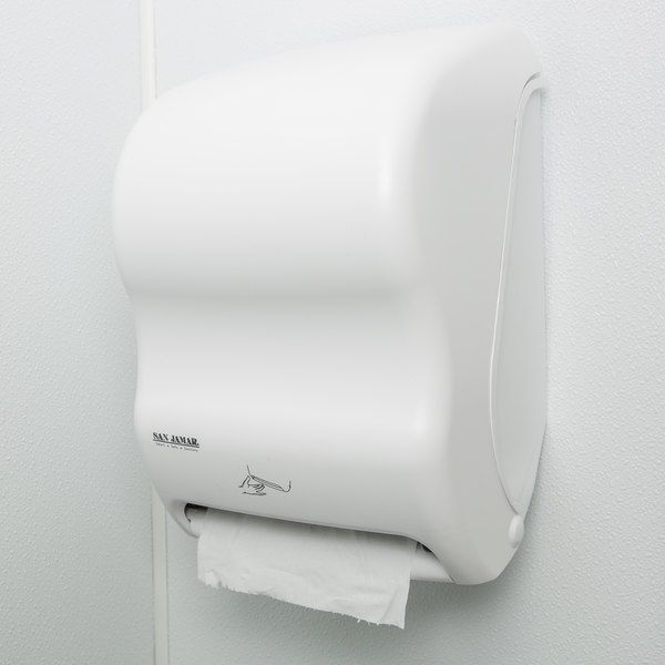 Unique Automatic Paper towel Dispenser for Kitchen