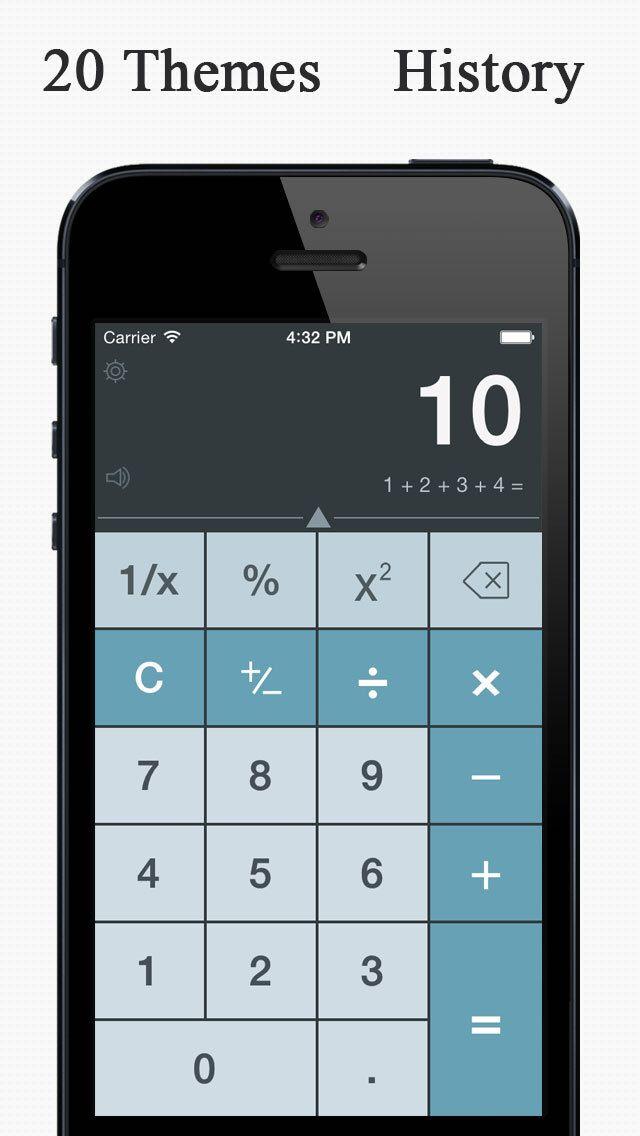 Iphone Calculator Hd Pro Note