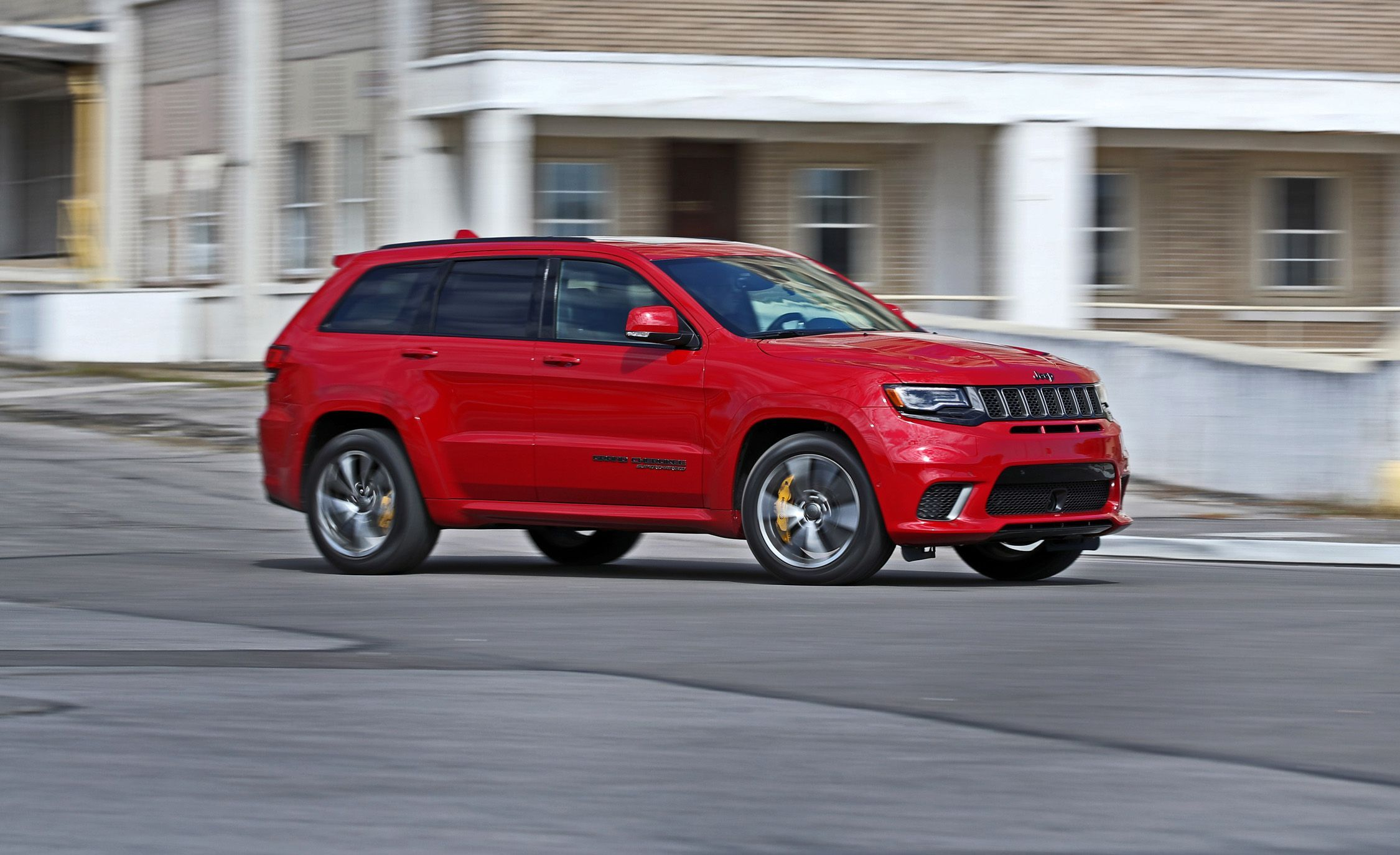 2018 Jeep Grand Cherokee Srt Trackhawk In Depth Review Gallery Jeep Grand Cherokee Srt Jeep Grand Cherokee Srt