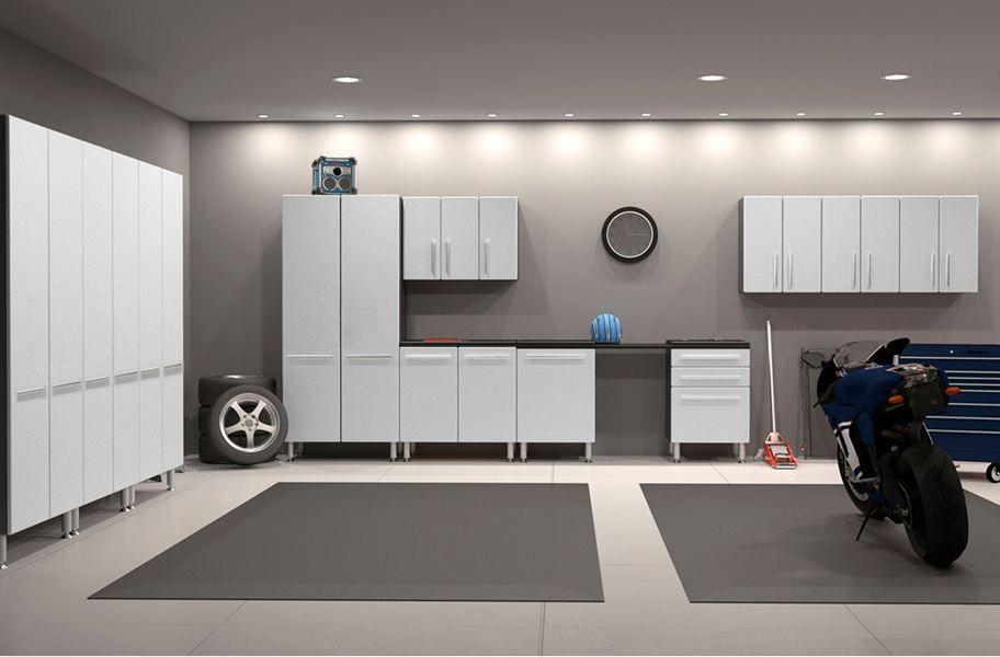 How To Design Your Dream Garage Colors Paint More Flooring Inc Garage Design Interior Garage Interior Garage Design