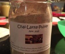 Rezept Chai-Latte-Pulver von Bea1807 - Rezept der Kategorie Getränke