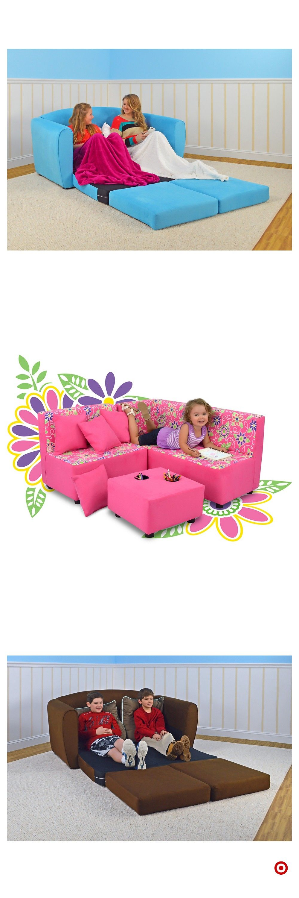 Shop Target For Kids Sofa You Will Love At Great Low Prices Free Shipping On Orders Of 35 Or Free Same Day Pick Up In Sto Kids Sofa Kids Room Kids Furniture
