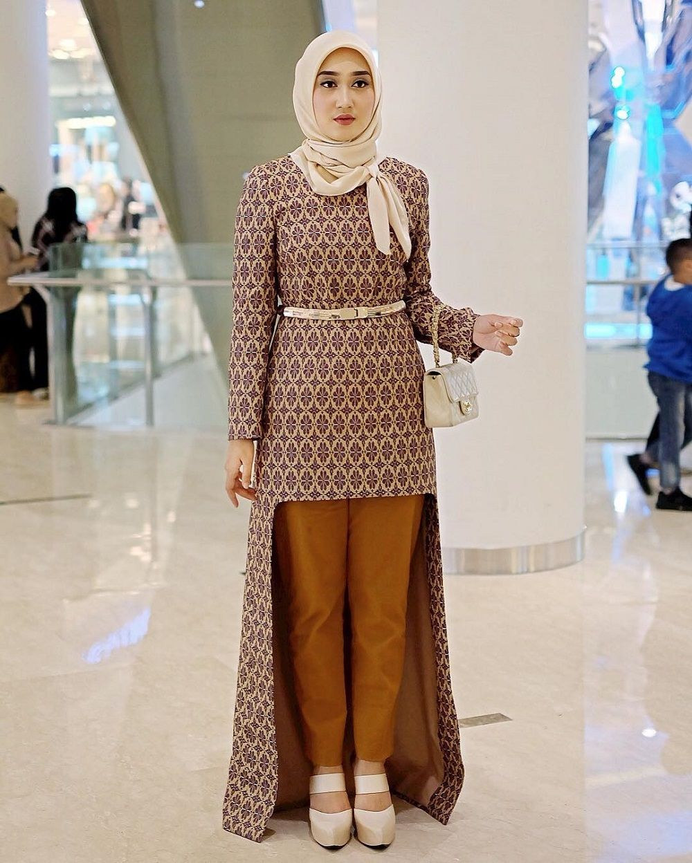 33 Model Baju Dian Pelangi Terbaru 2016 - ContohBusanaMuslim.com