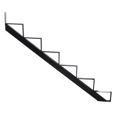 Best Pylex 6 Steps Steel Stair Stringer Black 7 1 2 In X 10 1 400 x 300