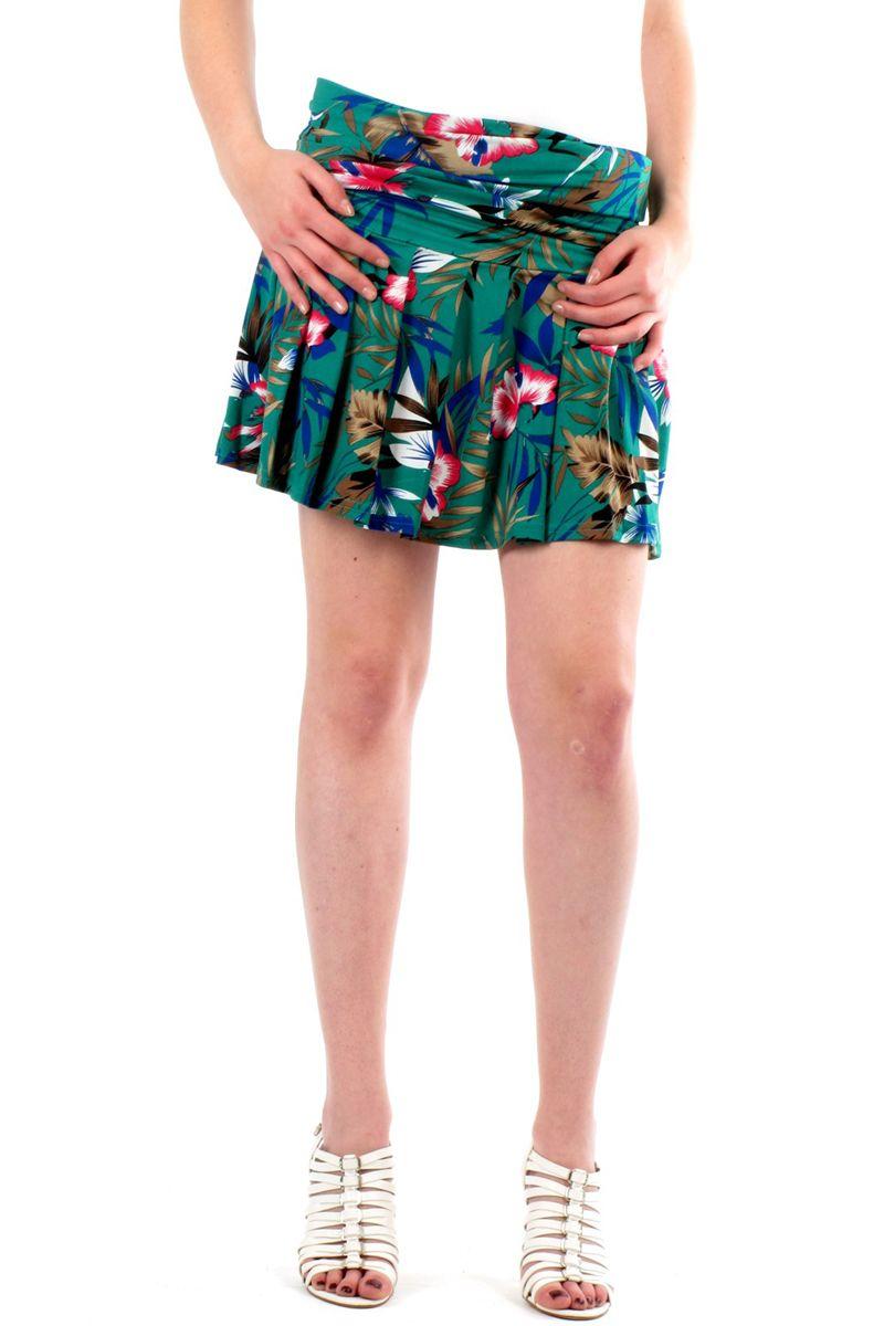 Funky skirt...