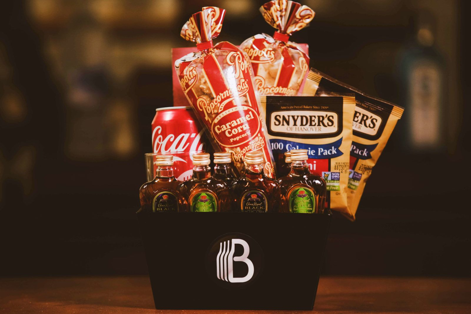 Gift baskets for men birthday holiday anyday