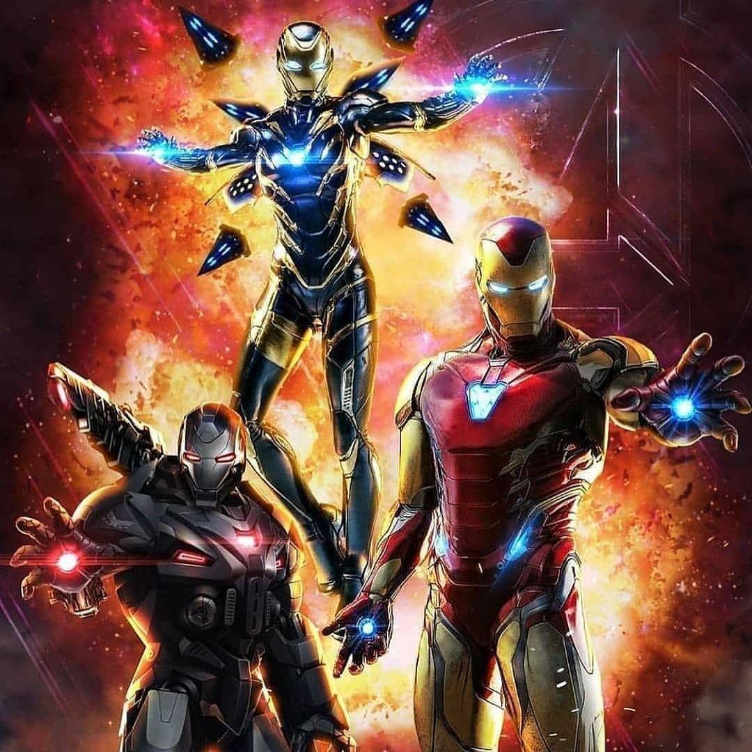 Iron Man Y Rescue Wallpaper