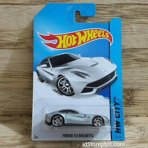 2014 Hot Wheels Hw City Ferrari F12 Berlinetta Silver 31 250 Sni Hot Wheels Track Hot Wheels Cars Hot Wheels