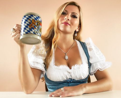 Twitter nude german housewife