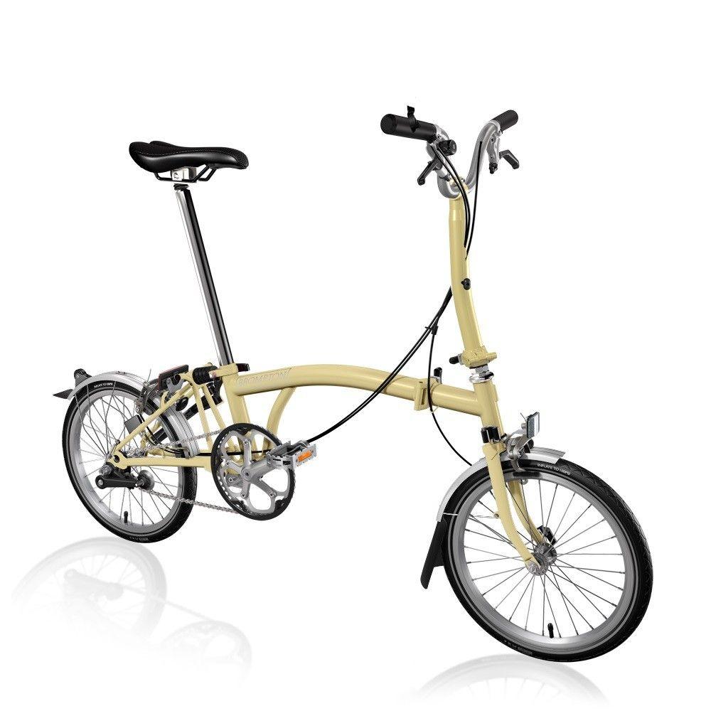 Brompton M3l 2017 Buy Folding Bikes Foldingbikes Brompton Brompton Bicycle Folding Bike