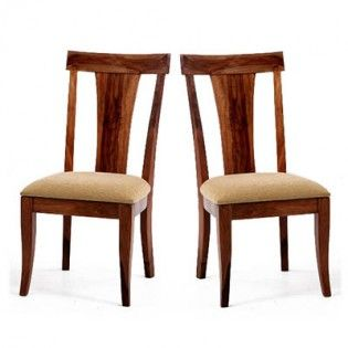 Get Sofie Dining Chair Set Of 2 Online In India At Best Price