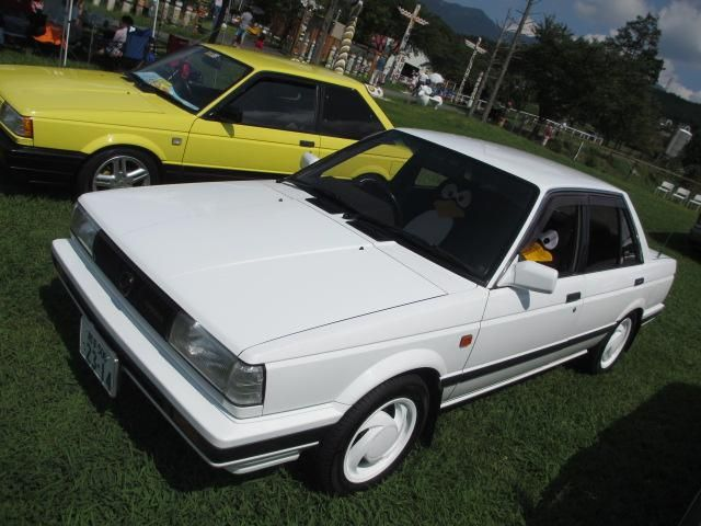 White Sunny B12 Nissan Sentra B13 Pinterest Nissan
