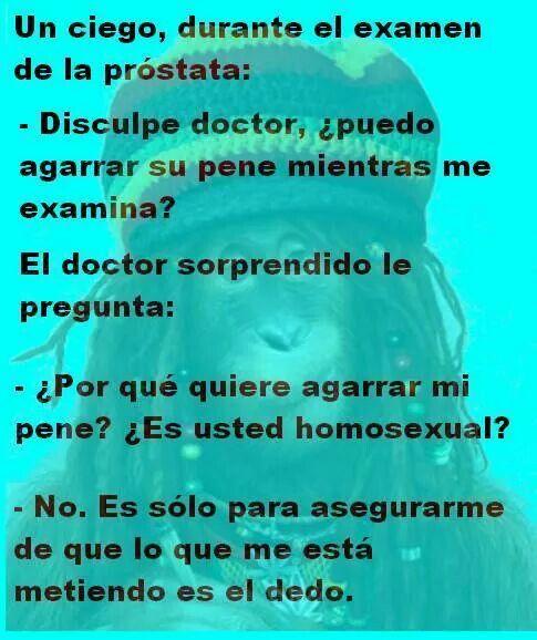 la próstata que llevas puestas