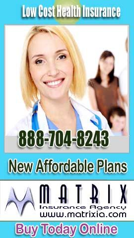 Get low cost health insurance plans for individuals ...