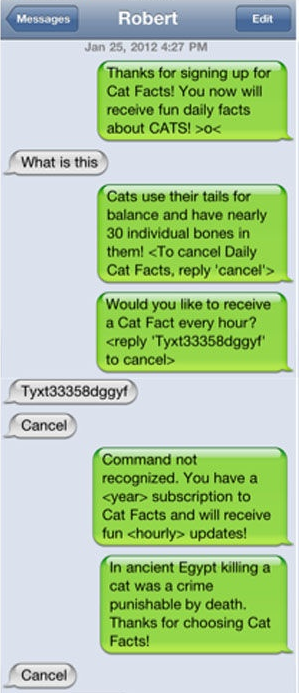 Pin By Zagg On Geek Love Funny Texts Pranks Text Pranks Cat Facts Prank