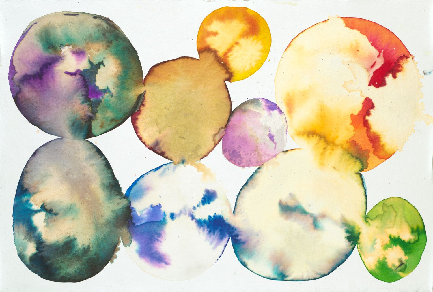 Gumball by Laura VanHorne | Watercolor Art | Pinterest | Gumball ...