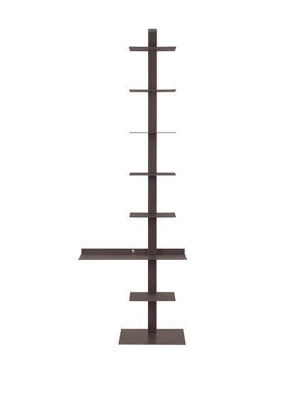 Siderio Scaffale Talia Bedroom Edition Ruggine su Amazon BuyVIP