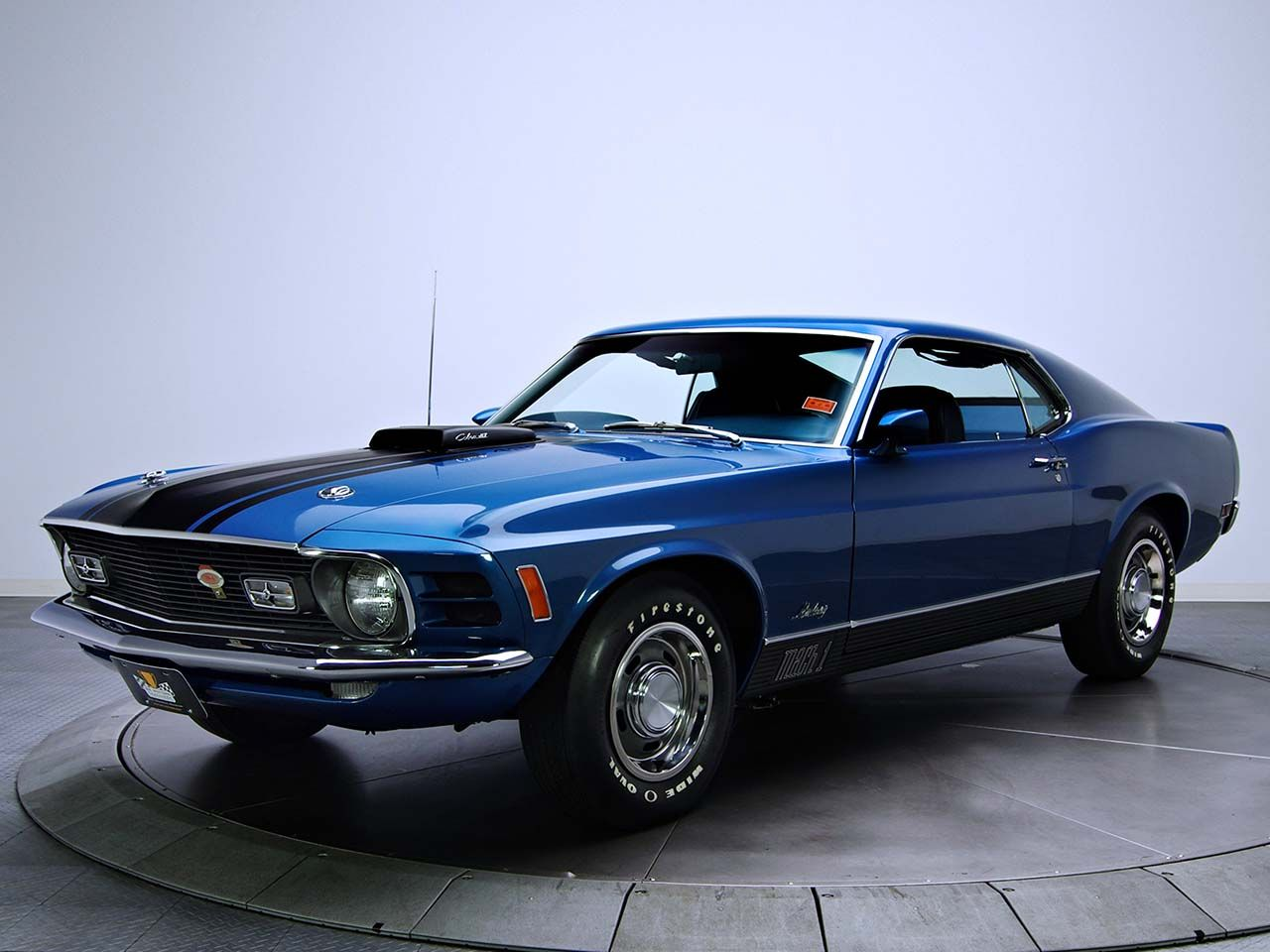 20 Classic & Badass Muscle Cars That Will Never Get Old | Ford ...