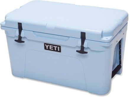 Yeti 45 Ice Blue cooler