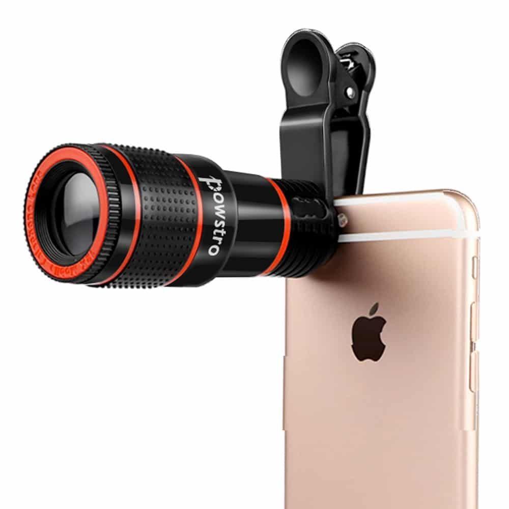12x Optical Telescope Clip Lens Phone lens, All mobile
