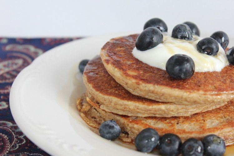 Surprising Oatmeal Cottage Cheese Banana Pancakes Wholly Delicious Interior Design Ideas Gentotryabchikinfo