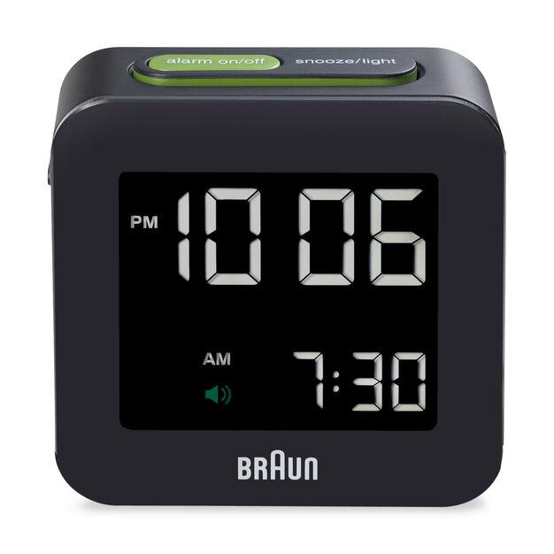 Digital Square Alarm Clock With Images Alarm Clock Alarm Clock