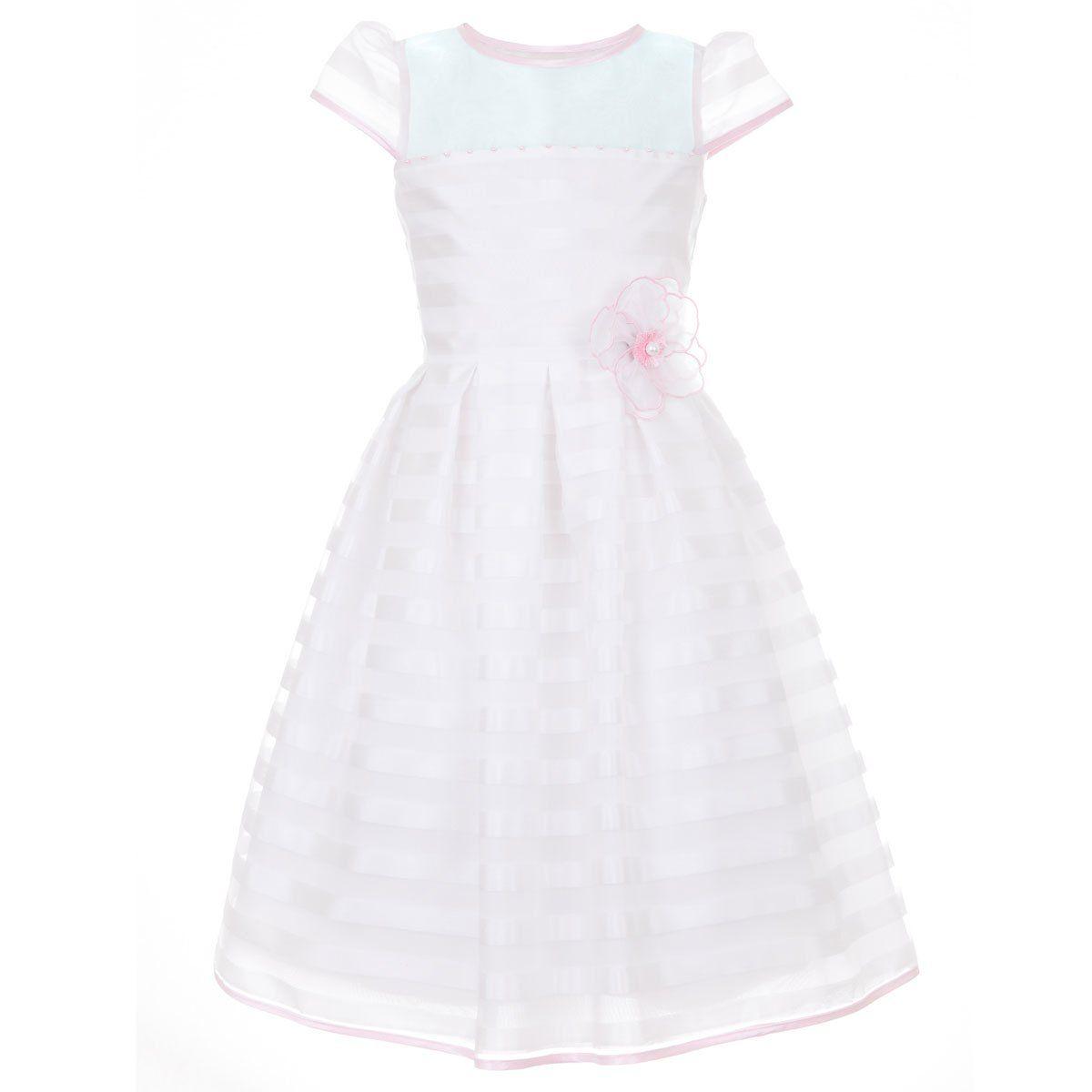 Vestido Tablones Blanco Para Fiesta Searscommx Me