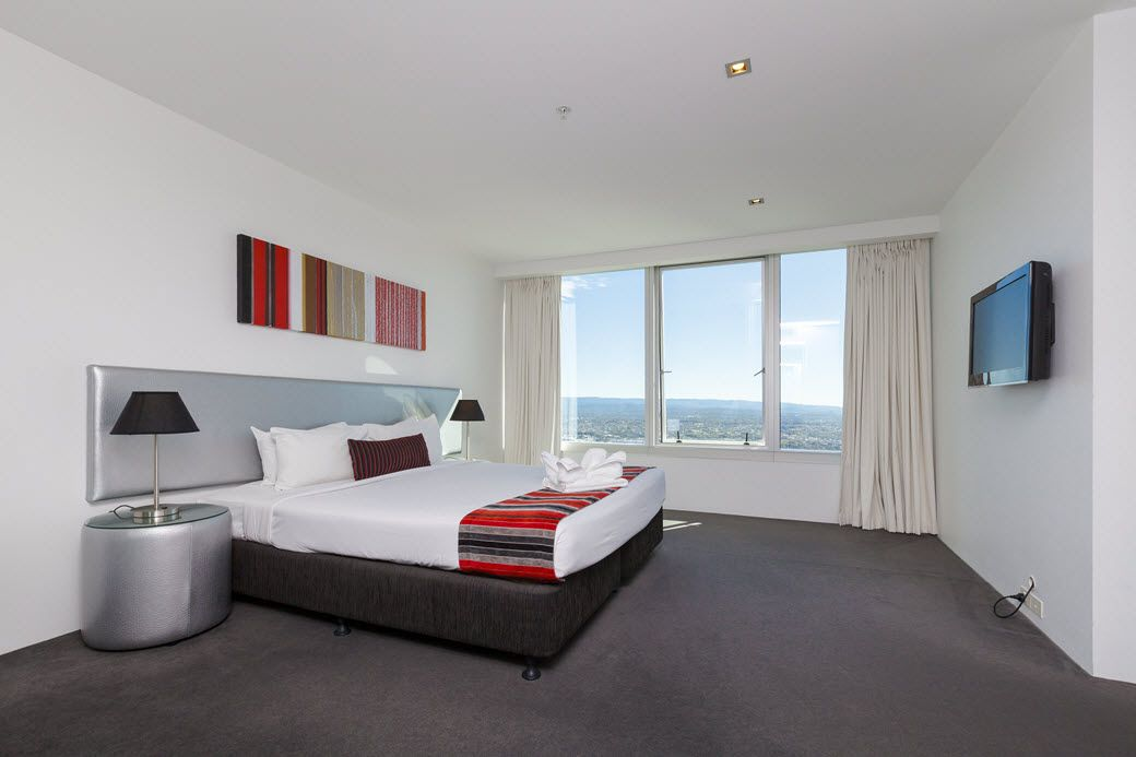 Q1 Resorts Three Bedroom Executive Spa Apartment Gold ...