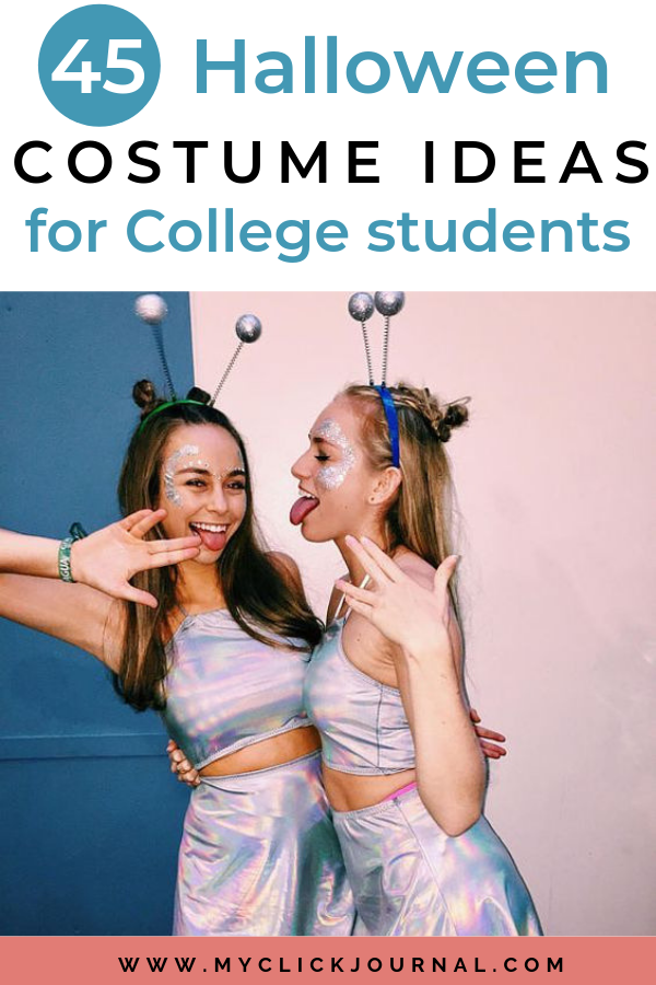 45 Halloween Costume Ideas for College Parties | m