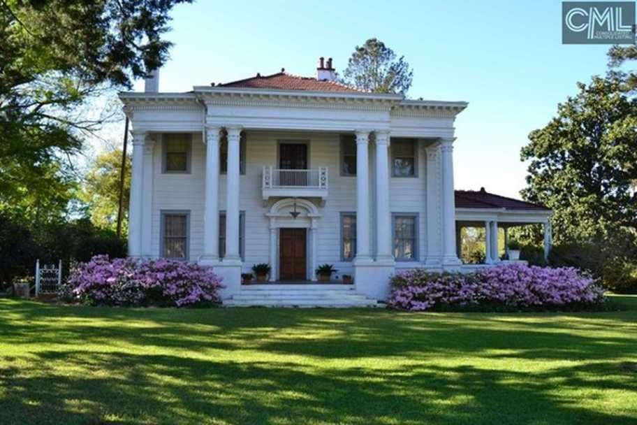 1918 Classical Revival – Barnwell, SC – $294,900 | Old House