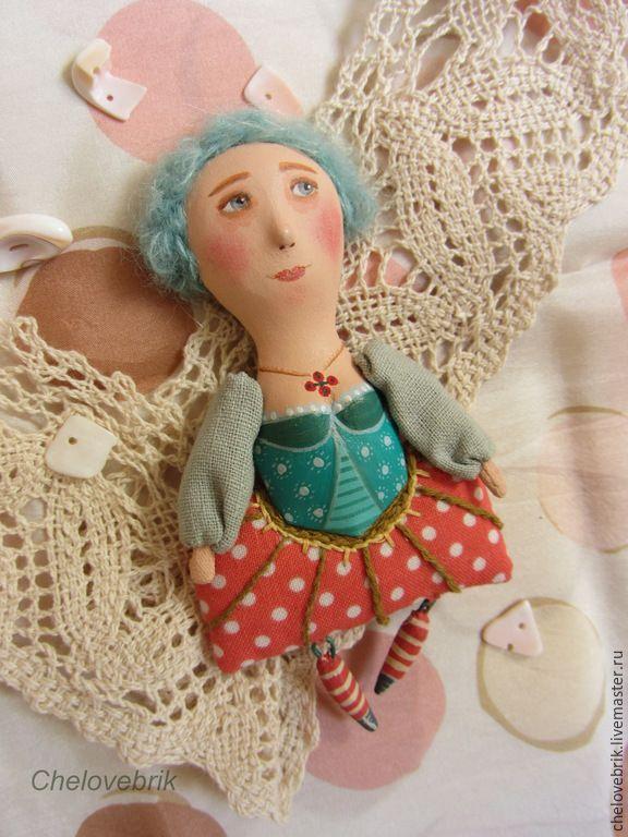 Рождественское украшение куколки принцессы