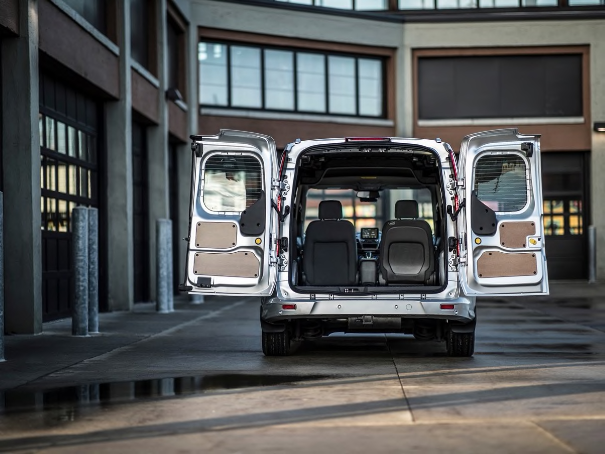 2019 Ford Transit Connect Xl Cargo Van Quick Take Ford Transit