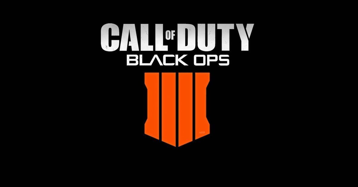 Call of Duty  Black Ops 4 wont have traditional single-player campaign 116407f6d