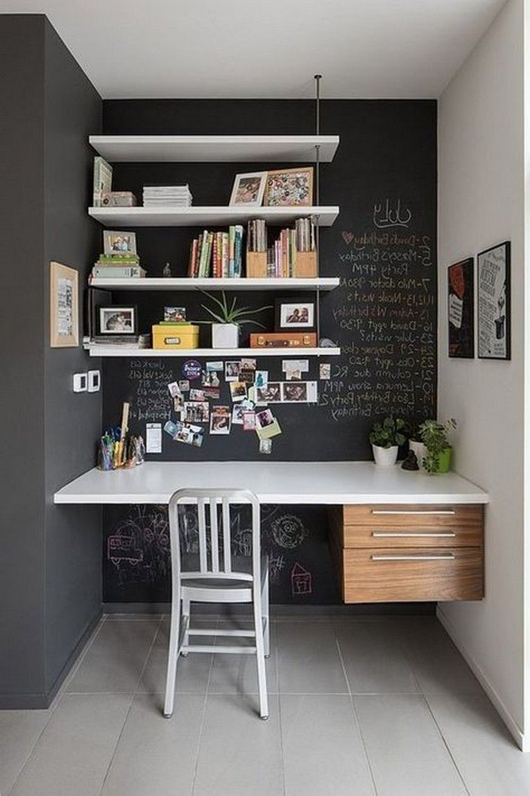 24+ best HOME OFFICE IDEAS FOR SMALL SPACES images