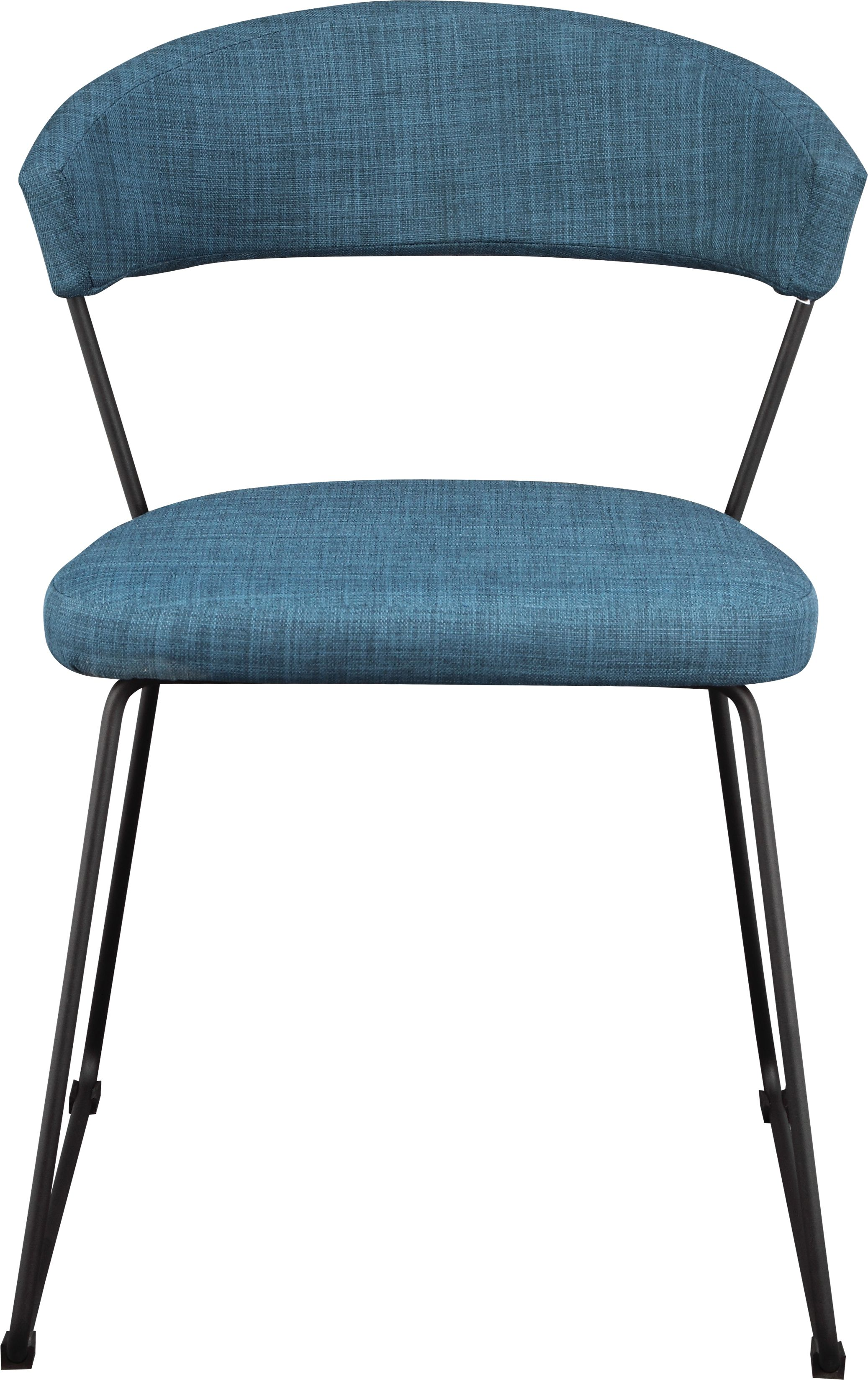Folding Chair Lulu Vintage Chairs Georgia Orinthia Dining In 2018 Infinity Formal A Modern Powder Coated Black Metal Frame Keeps This S Look Sleek And