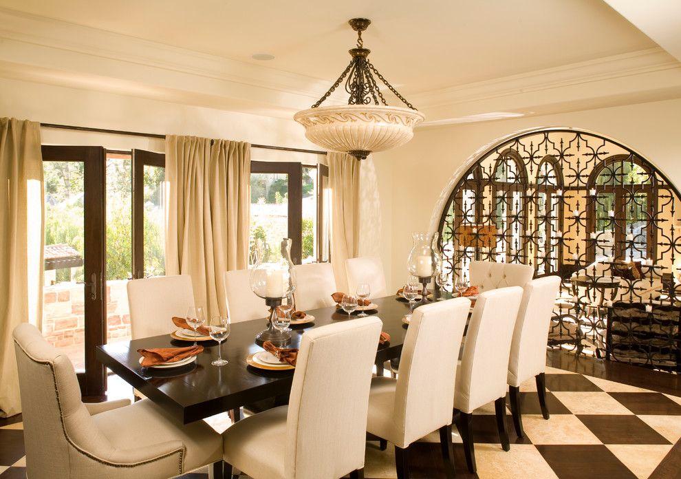 23 Designs For Epically Large Dining Rooms Dining Room French