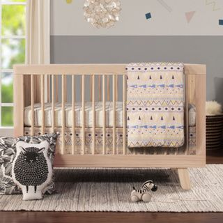 Babyletto Hudson 3 in 1 Convertible Crib Babes