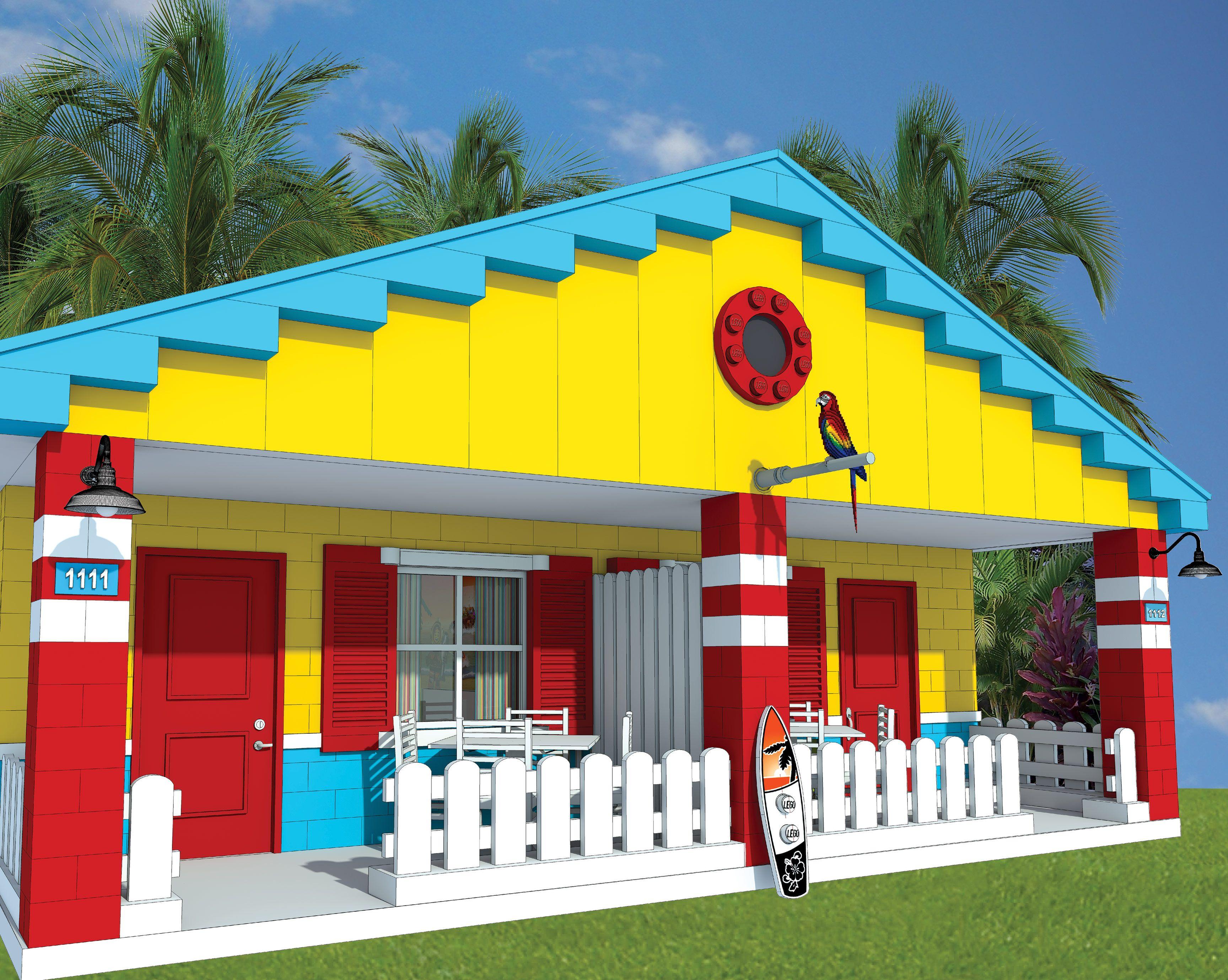 LEGOLAND Beach Retreat LEGOLAND Florida Resort