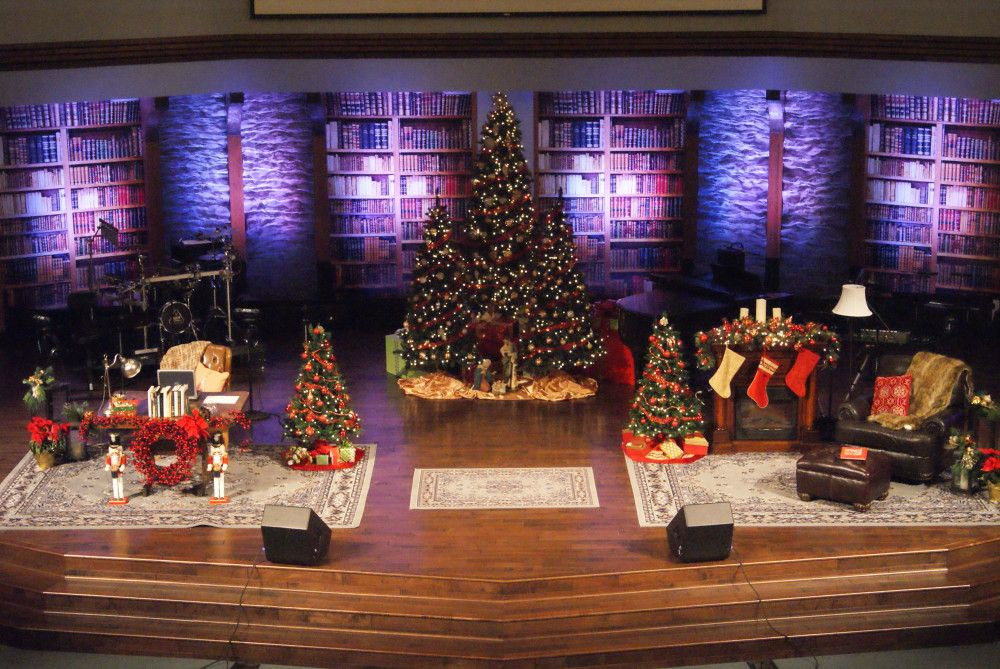 Library from Bridges Christian Church in Russell, KY | Church ...